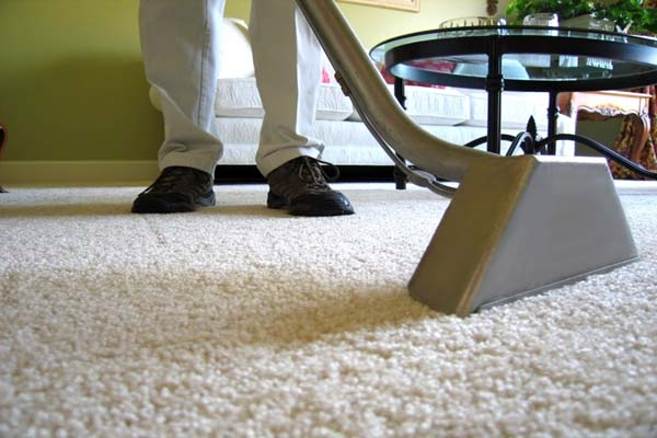Hot Water Carpet Cleaning